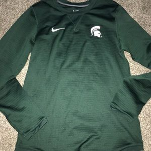 Spartans Insulated Nike Top